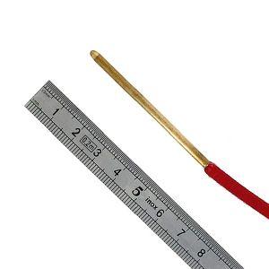 Aiguille passe lacet en cuir TANDY LEATHER - taille 2