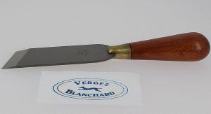 Couteau à parer oblique spécial DROITIER - Vergez Blanchard