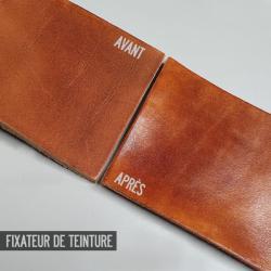 Fixatif durcisseur pour finition de cuir - 60 ml