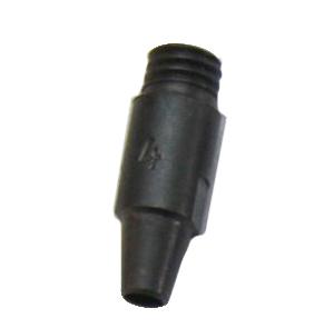 Embout de rechange pour pince en acier forgé - 4 mm