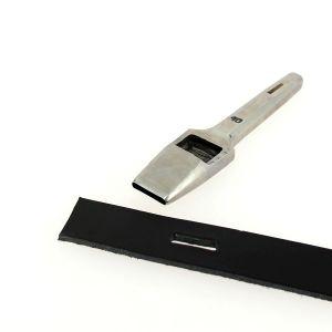 Emporte pièce à frapper à enchapure 4x23 mm - VERGEZ BLANCHARD n° 10