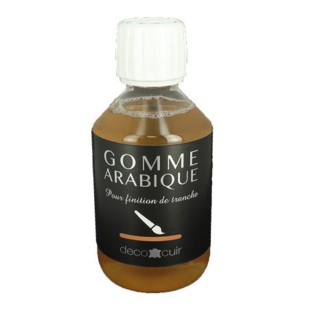 Gomme arabique pour finition de tranche - 250 ml
