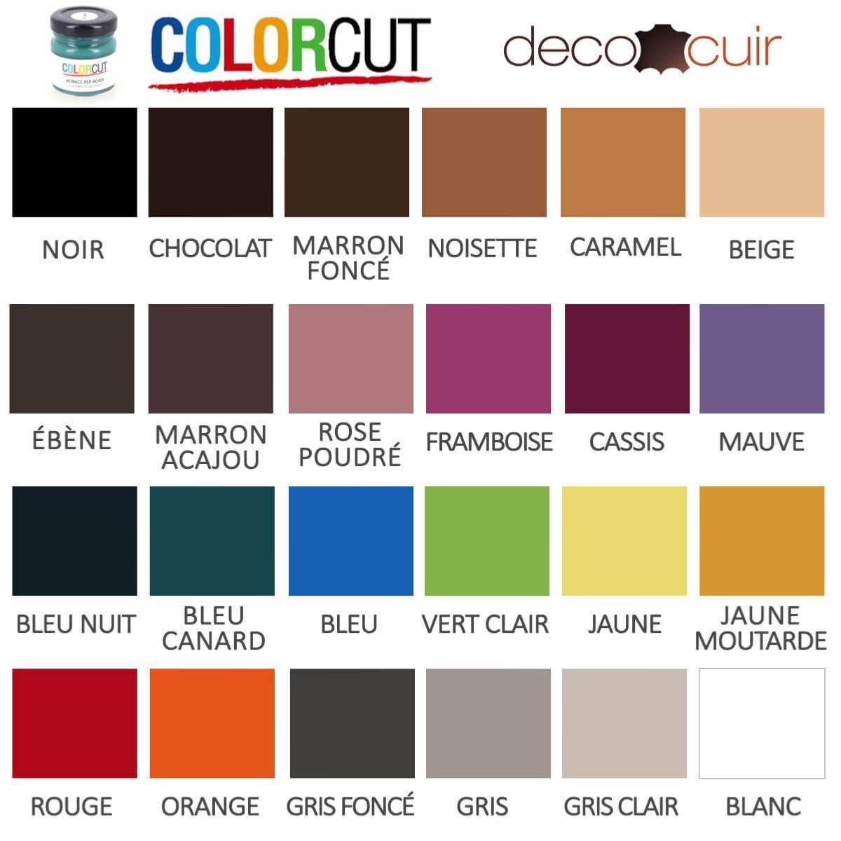 Finition de tranche - Colorcut - 30ml
