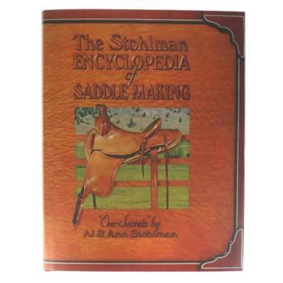 """Livre """"The Stohlman Encyclopedia of Saddle Making"""" - L'Encyclopédie de la Fabrication des Selles"""