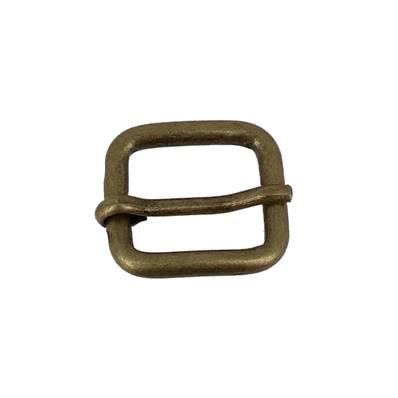 Boucle à ardillon - LAITON VIEILLI - 15 mm