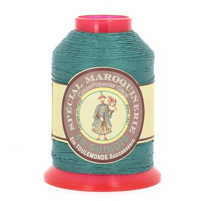 Fil Spécial Maroquinerie polyester coton - 28/4 - 0,52 mm - PAON