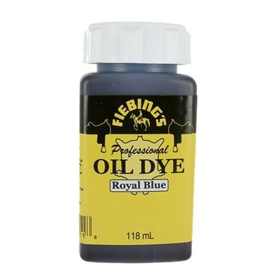 Teinture à l'huile - FIEBING'S Professionnal OIL DYE / PRO DYE - BLEU ROI / ROYAL BLUE