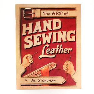 """Livre """"THE ART OF HAND SEWING LEATHER"""" - La couture du cuir à la main"""