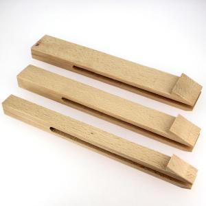 Lot de 3 pinces à passant pour pince de sellier pliante - largeur 20, 30 et 40 mm