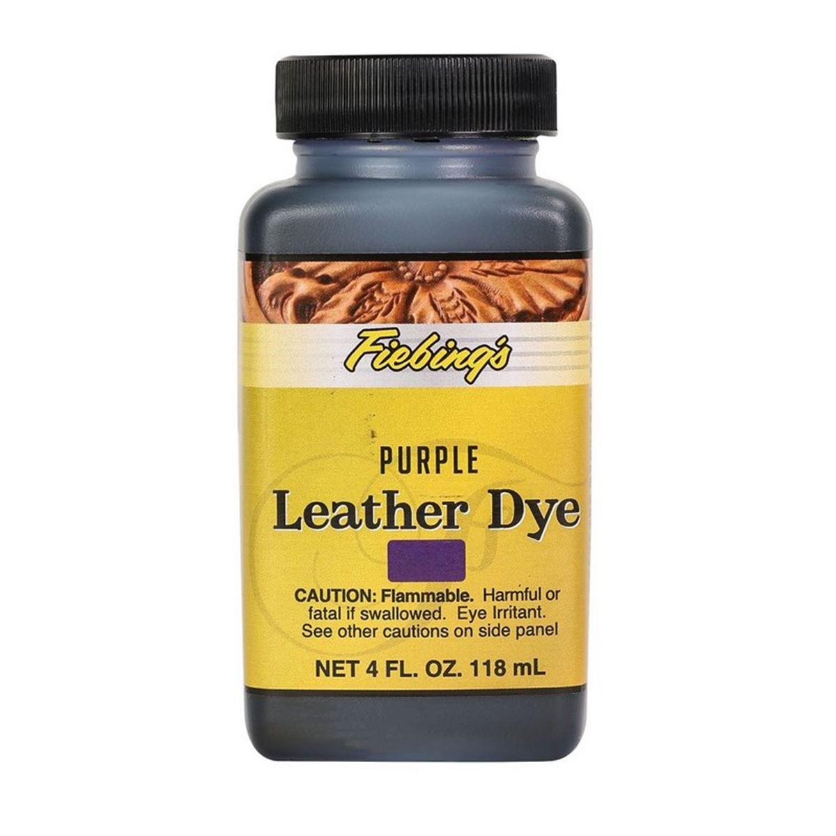 Teinture pour cuir FIEBING'S Leather dye - VIOLET - PURPLE