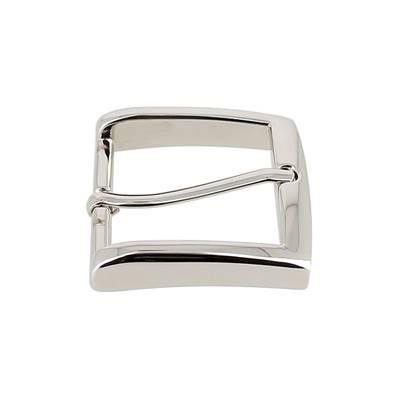 Boucle de ceinture MAX - NICKELE - 35 mm