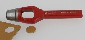 Emporte pièce ROND manche ARCHE - diam : 20 mm