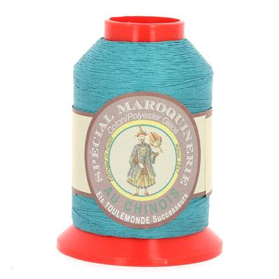 Fil Spécial Maroquinerie polyester coton - 28/2 - 0,38 mm - CANARD