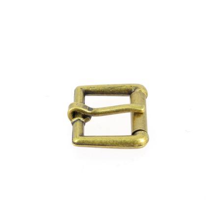 Boucle à rouleau YOU - LAITON VIEILLI - 13 mm - Tandy Leather