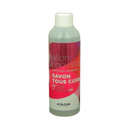 Savon tous cuirs - ALTA CUIR - 200 ml