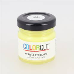 Finition de tranche JAUNE - Colorcut - 30ml