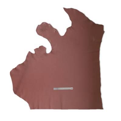 Grand morceau de cuir de vachette SWEET 2 - MARRON