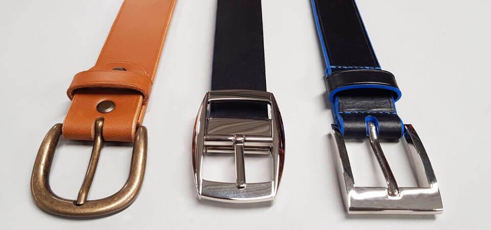 Comment fabriquer une ceinture en cuir avec ou sans couture ?