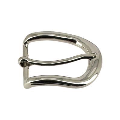 Boucle de ceinture SAM - NICKELE - 30 mm
