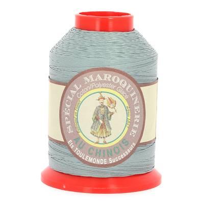 Fil Spécial Maroquinerie polyester coton - 28/3 - 0,45 mm - SOURIS