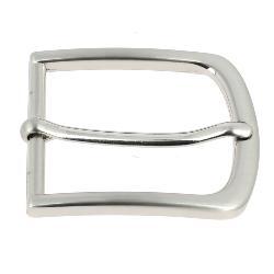 Boucle de ceinture ZAO - NICKEL FREE SATINÉ - 35 mm