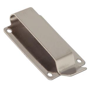 Clip pour ceinture - NICKELE - 67x38 mm