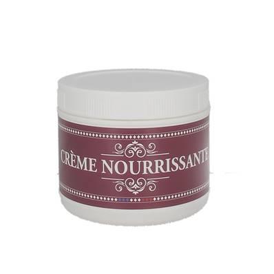 Crème pour nourrir et lustrer le cuir - boite de 500 ml