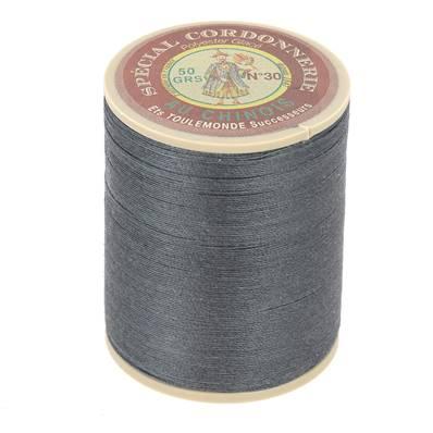 Fil Spécial Cordonnerie 100% polyester - Bobine 750 m - GRIS 170