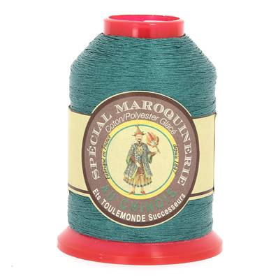Fil Spécial Maroquinerie polyester coton - 28/2 - 0,38 mm - PAON
