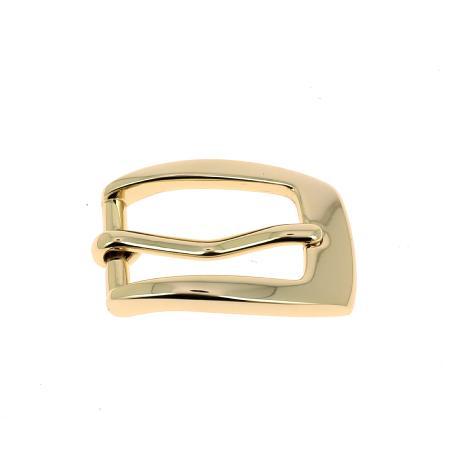 Boucle de ceinture ZOÉ - DORÉ - 15mm