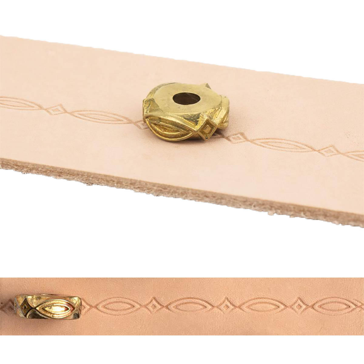Roulette d'embossage #13 pour molette à marquer - 8091-13