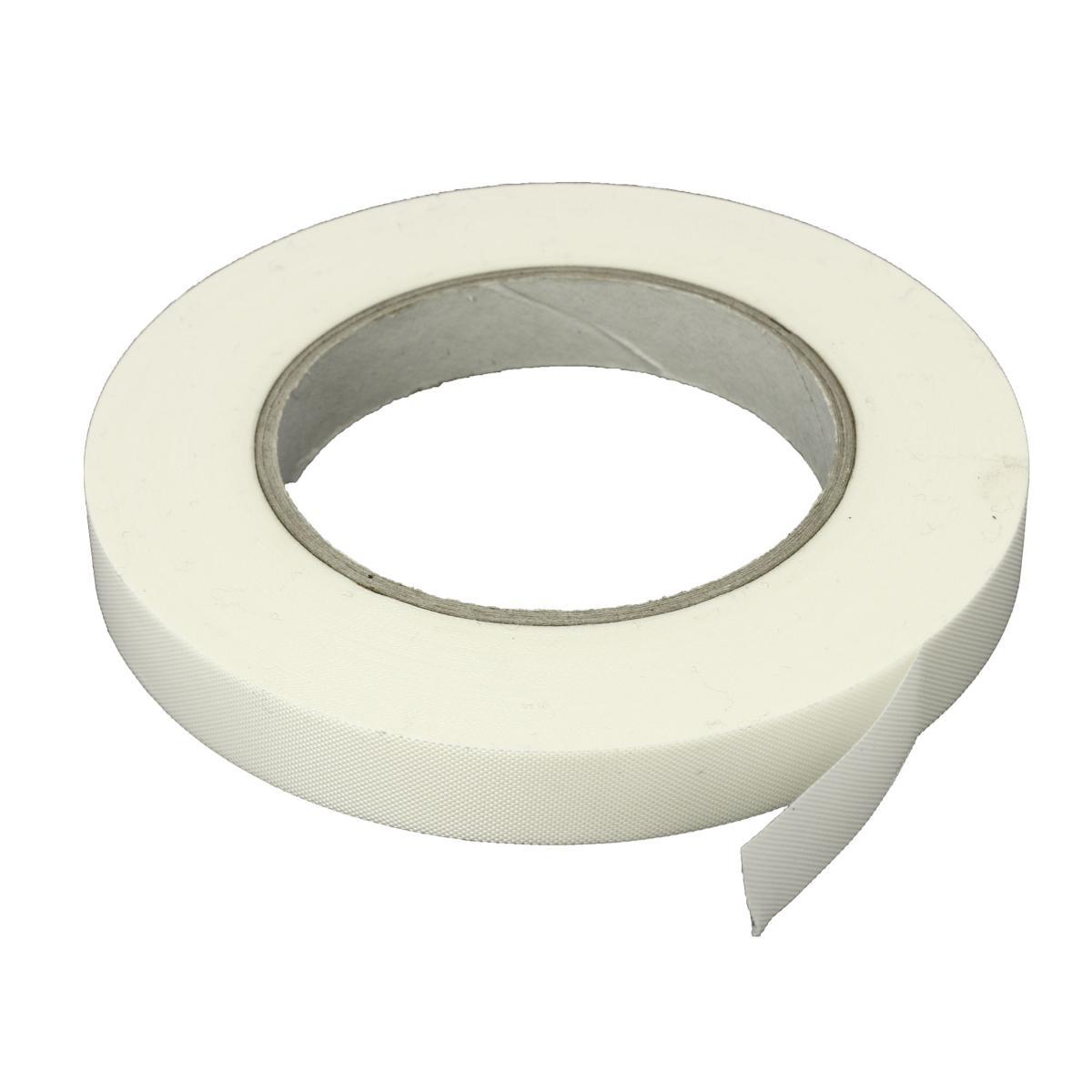 Ruban adhésif indéchirable blanc - Largeur 4 mm