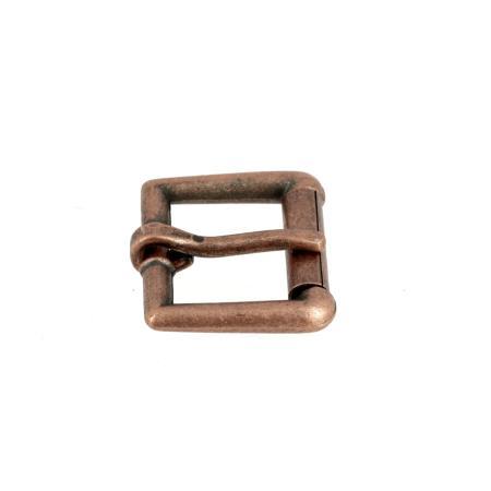 Boucle à rouleau YOU - VIEUX CUIVRE - 16 mm - Tandy Leather