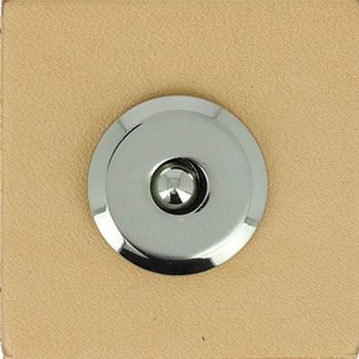 TOP magnétique POLO - Diamètre 20 mm - NICKELE