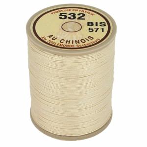 Bobine fil de lin au chinois câblé glacé - 532 - BIS 571