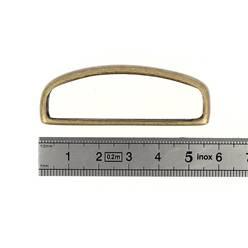 Passant de ceinture 50 mm - LAITON VIEILLI