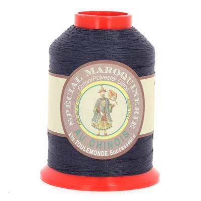 Fil Spécial Maroquinerie polyester coton - 28/2 - 0,38 mm - MATELOT