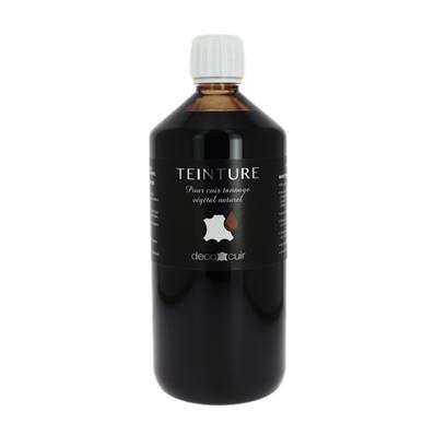 Teinture base aqueuse Deco Cuir - NOISETTE - 1 litre