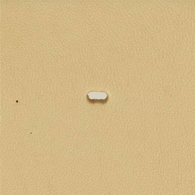Embout emporte-pièce de précision - OBLONG - 2x3,5 mm