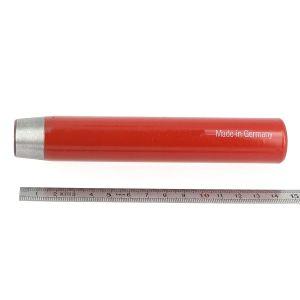 Emporte pièce à frapper ROND manche DROIT - diam : 22 mm