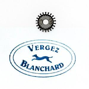 Molette n°9 pour griffe à molette VERGEZ BLANCHARD - Pour DROITIER