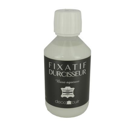 Fixatif durcisseur pour finition de cuir - 250 ml