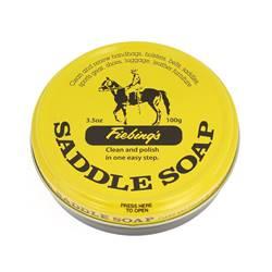Savon glycériné FIEBINGS Saddle Soap - Boite de 100g