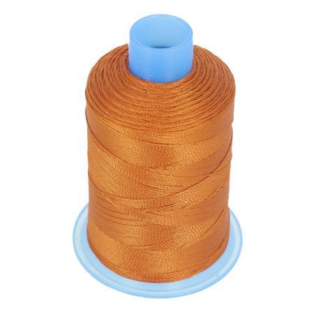 Bobine de fil polyester retors N° 30 - 400 mètres - ROUILLE