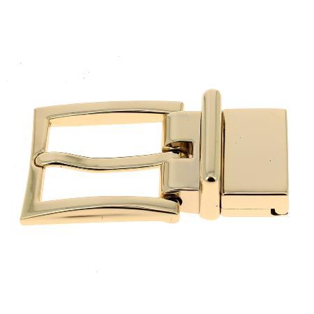 Boucle de ceinture à griffe LIZ - DORÉ - 25 mm
