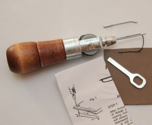 Alêne automatique pour coudre du cuir - OSBORNE 413