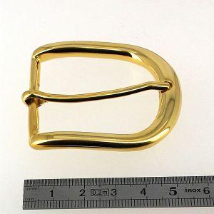 Boucle de ceinture SAM - LAITON - 40 mm