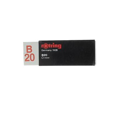 Gomme ROTRING - Rapid eraser B20