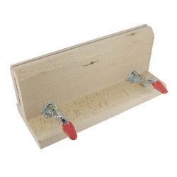 Valet de couture et travail des tranches Deco Cuir - Longueur 24 cm