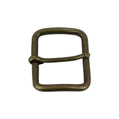 Boucle à ardillon - LAITON VIEILLI - 30 mm